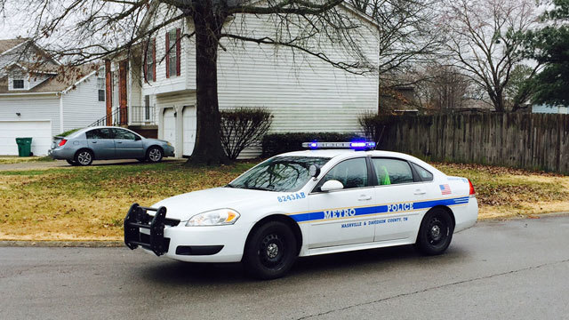 Man shot while standing in Old Hickory yard
