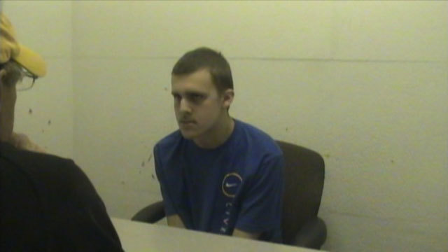 EXCLUSIVE: Video confession of teen who killed mom with