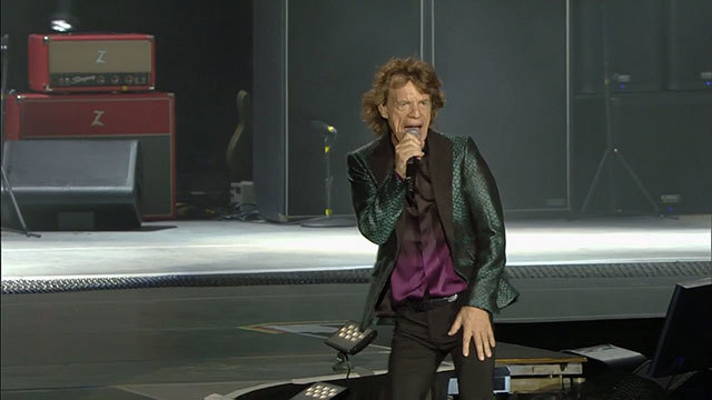 Rolling Stones give fans rock 'n roll at LP Field, and they like it