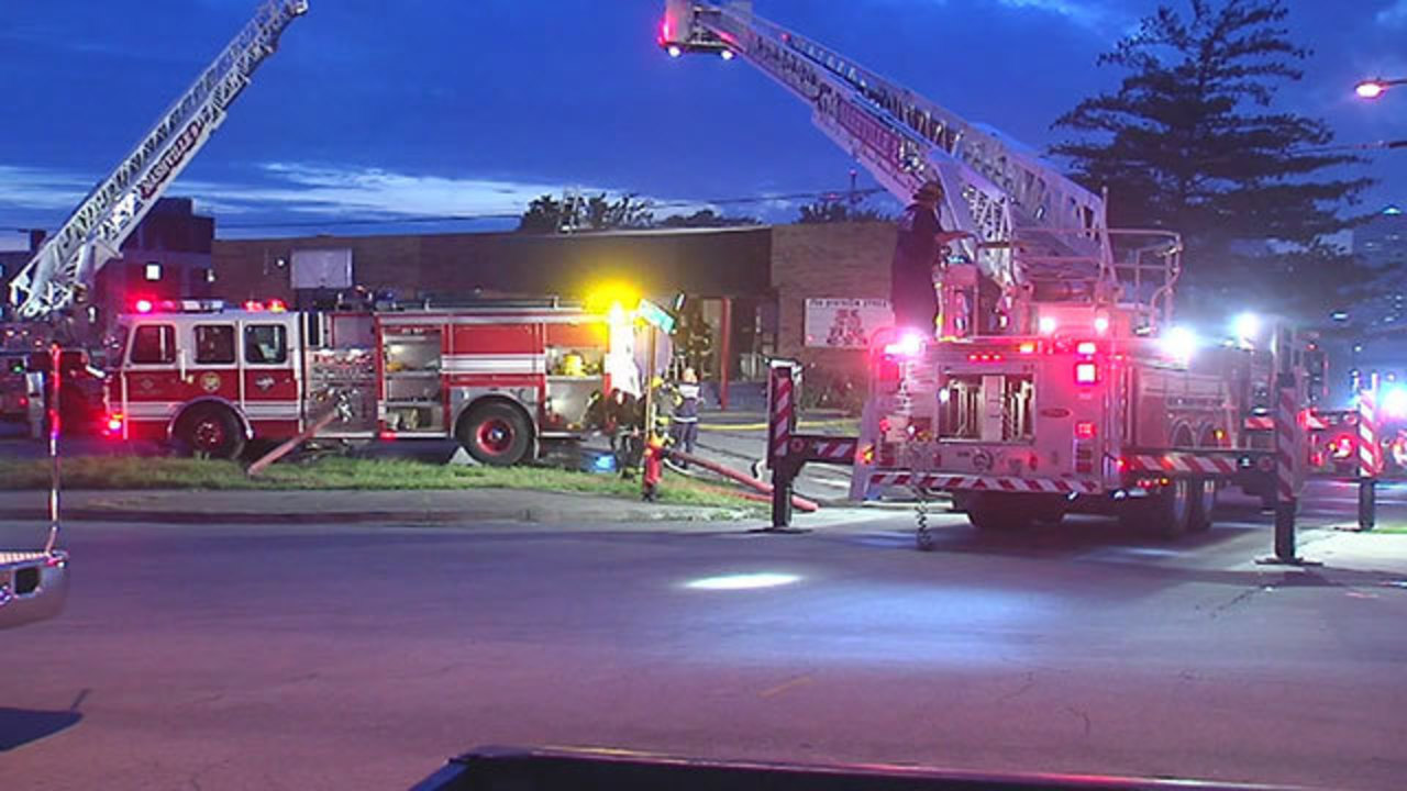 Fire at former home of The Social Club in Nashville deemed suspicious - WKRN
