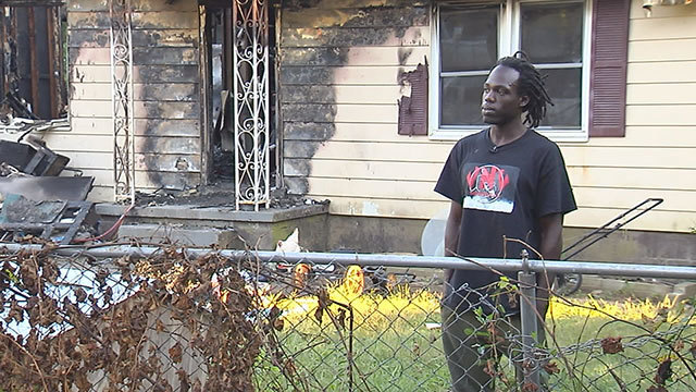 Smoke detector installed day before fire saves man's life