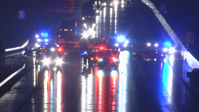 Woman, 18-year-old man killed after crash on I-40 West
