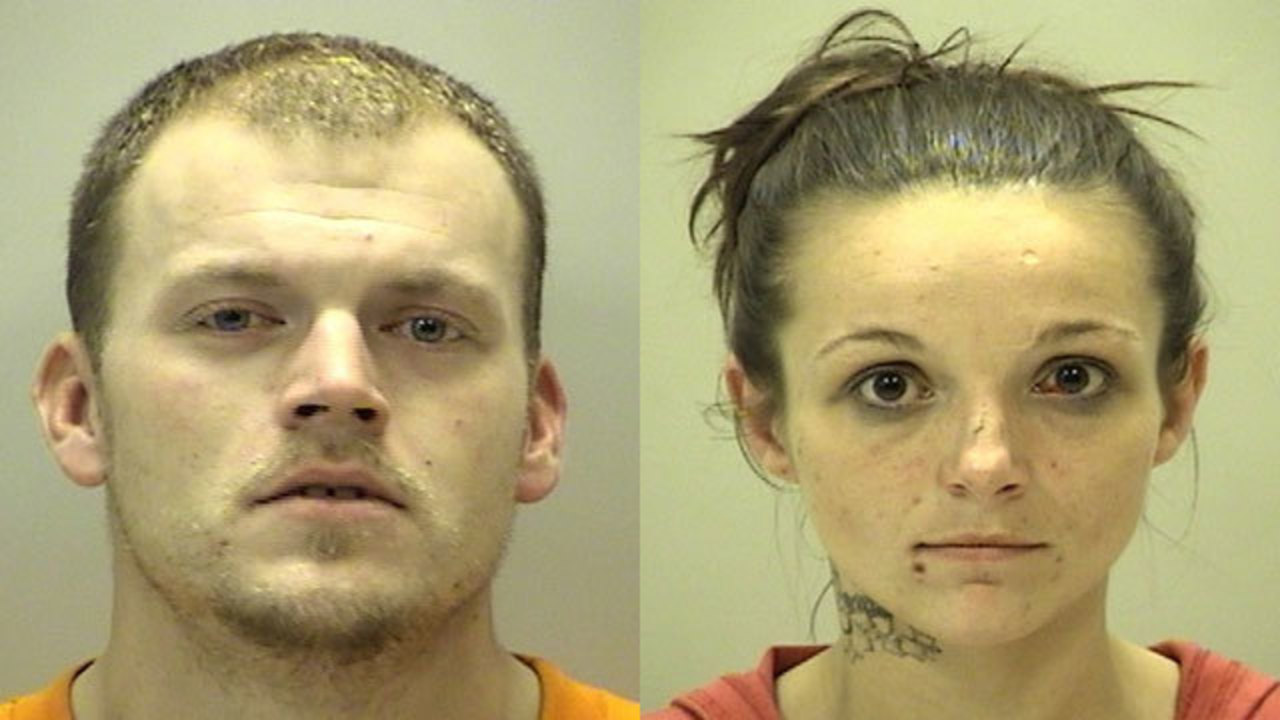 Police: Couple arrested after trying to return stolen items