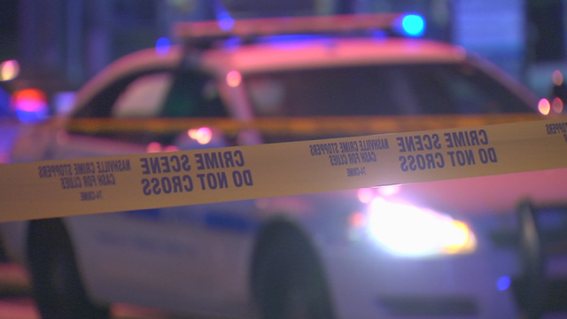 23-year-old shot, killed prior to crash near downtown Nashville