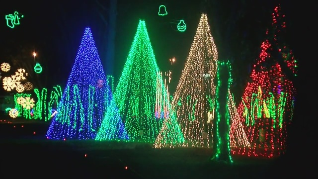 - VIDEO: The Dancing Lights Of Christmas Opens At Jellystone Park