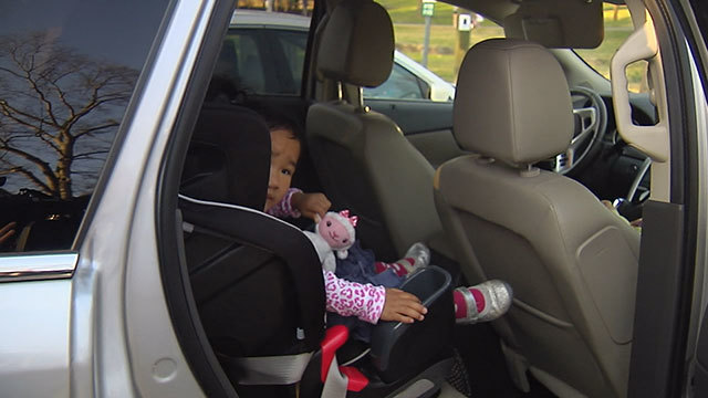 Changes to car seat law headed to Gov. Haslam for signature