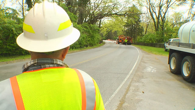 TDOT focuses on safety of workers during National Work Zone