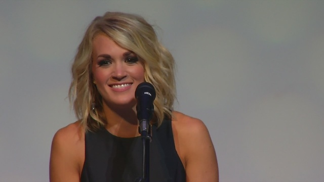 Carrie Underwood playing free, 1-song show at Centennial Park for CMT Awards