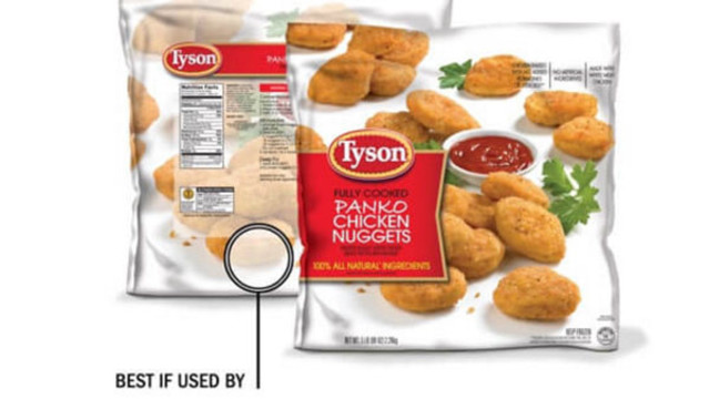 Tyson issues nationwide recall for chicken nuggets that could contain plastic