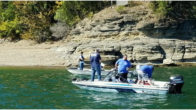 Father's body recovered from Tennessee lake after Saturday