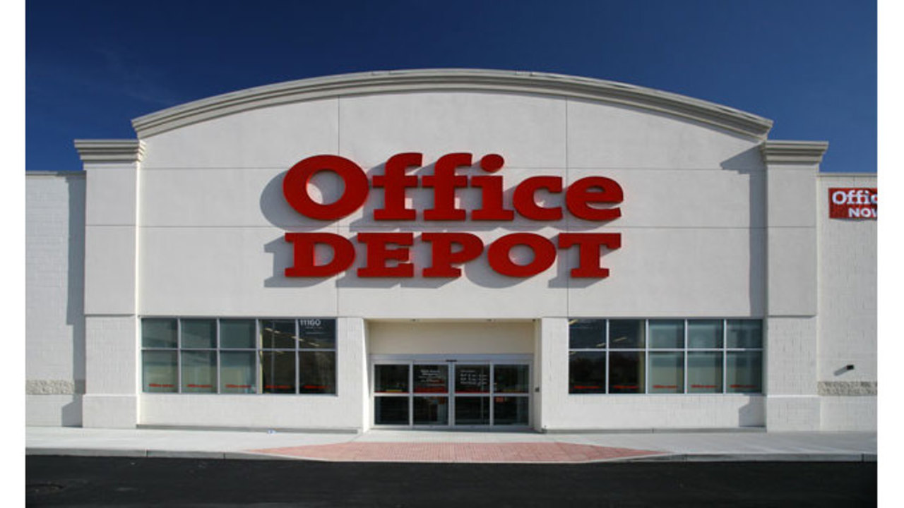 Office Depot, OfficeMax Wonu0027t Be Open On Thanksgiving Day