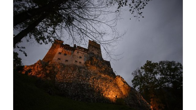 Dracula's castle to have overnight guests for 1st time since 1948 this Halloween