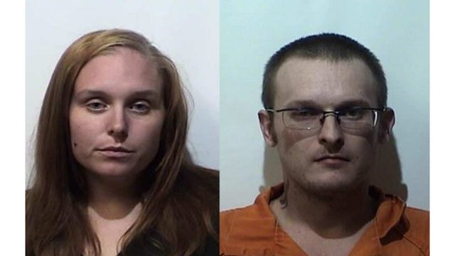 2 armed robbery suspects arrested following police standoff in Kentucky