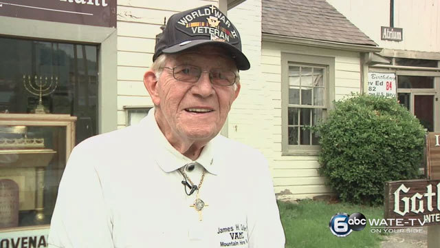 WWII veteran found dead after Gatlinburg fire, according to family