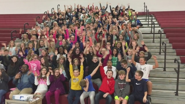 VIDEO: Station Camp Middle gives StormTracker shoutout