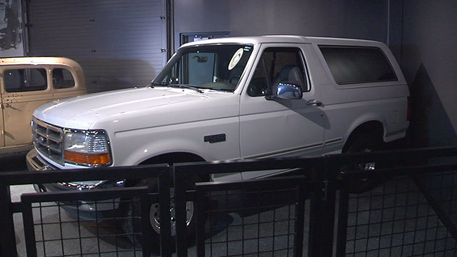 New crime museum, home to OJ's Bronco, opens in Pigeon Forge