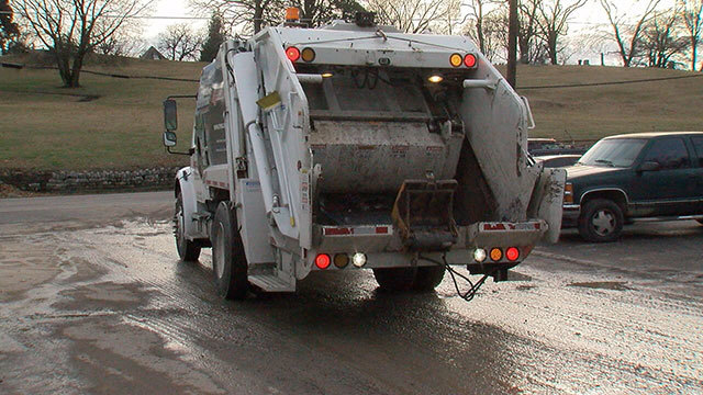 Trash not being picked up for thousands of Metro-Nashville residents