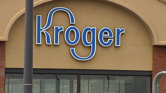 Man banned from South Nashville Kroger accused of stealing from store—again