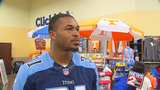 Titans safety Kevin Byard awaits new contract