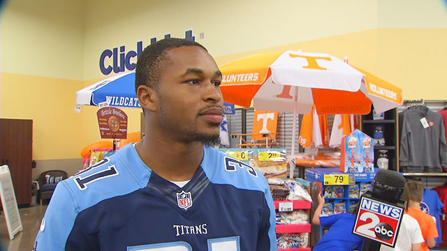 Titans safety Kevin Byard has huge expectations for rookie class