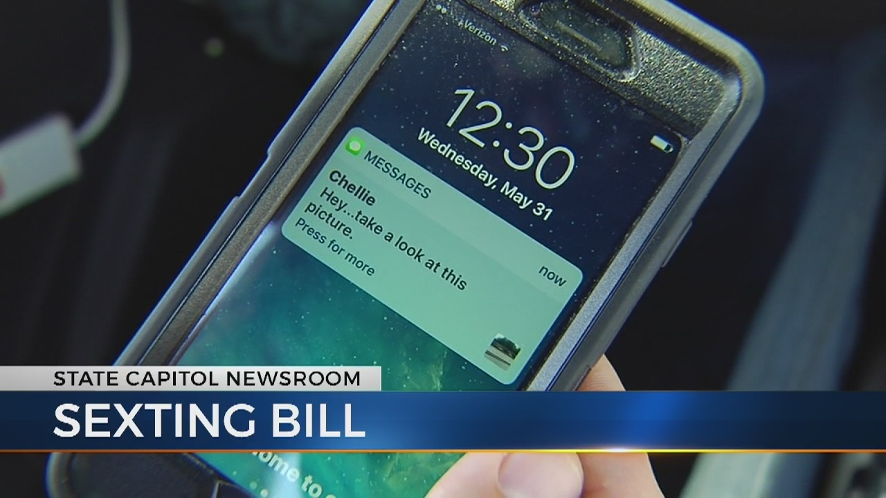 Tennessee sexting laws