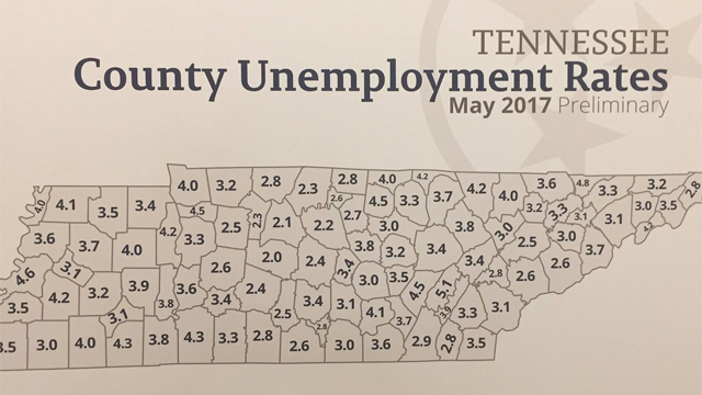 Stories, reasons behind Tennessee unemployment record