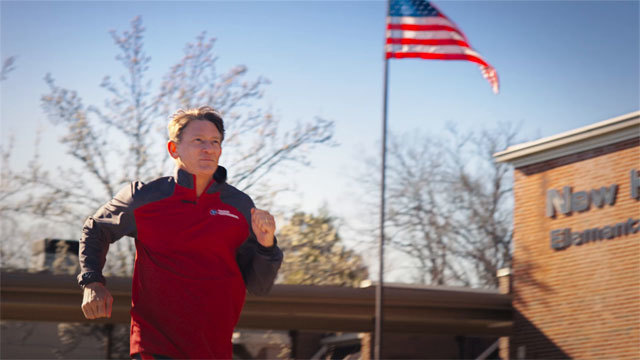 Governor hopeful Randy Boyd to run 537 miles in 100 days