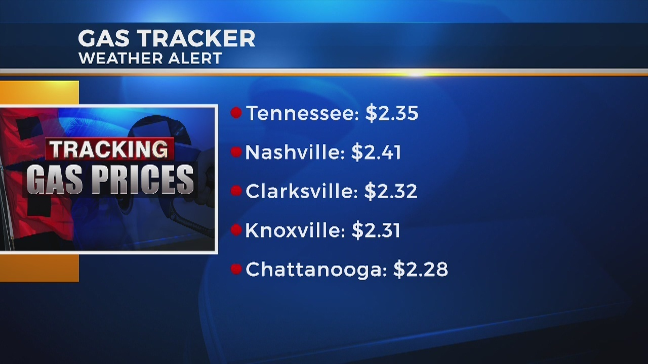 Gas Prices In Tennessee >> Gasoline Prices Head Higher While Motorists Panic