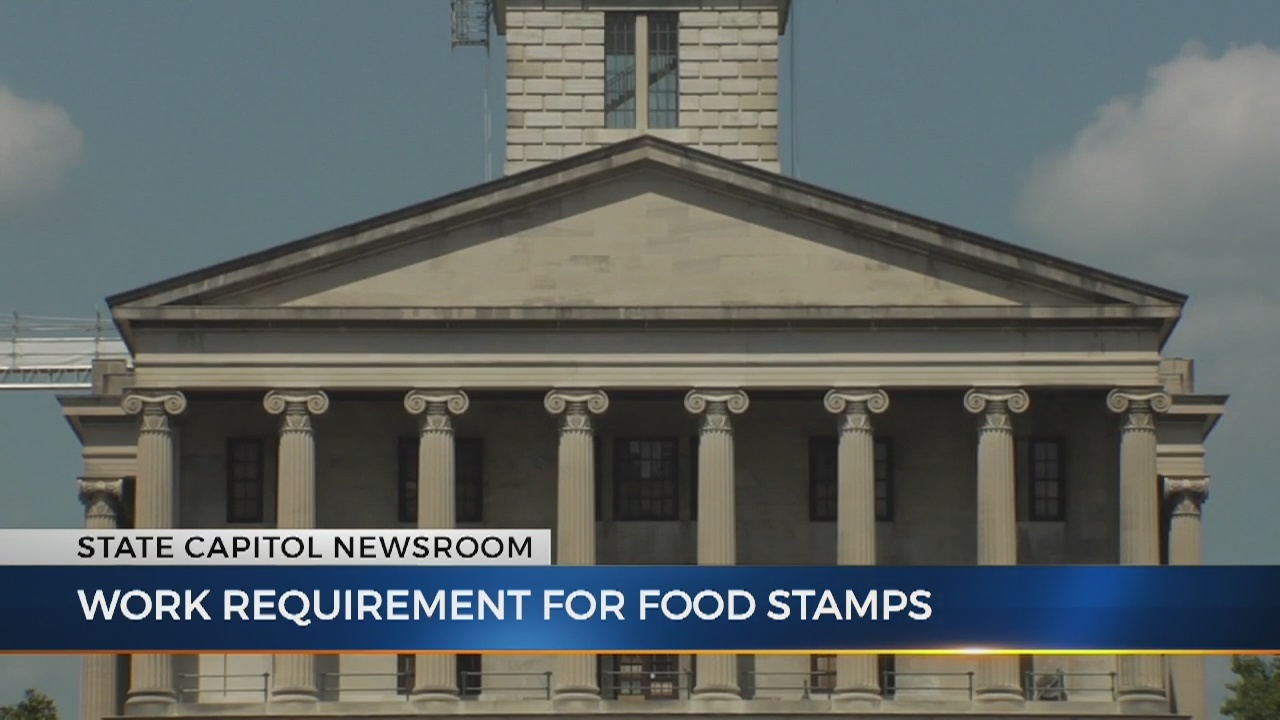 Changes Ahead For Able Bodied Tenn Adults On Welfare Program SNAP