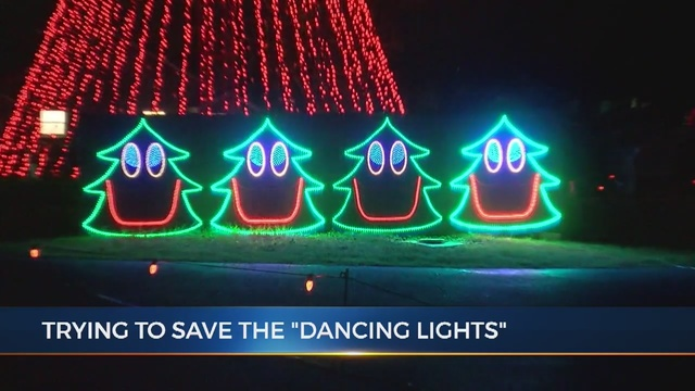 video - Jellystone Park Nashville Christmas Lights