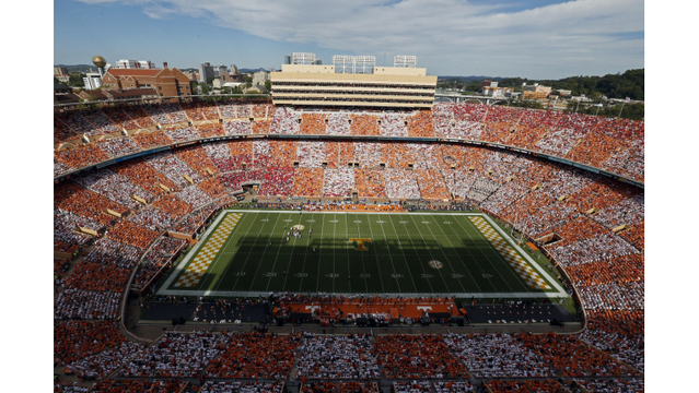Tennessee OL McBride giving up football for health reasons