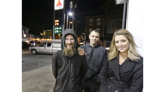 Homeless no more! Philadelphia man buys home with money from fundraiser