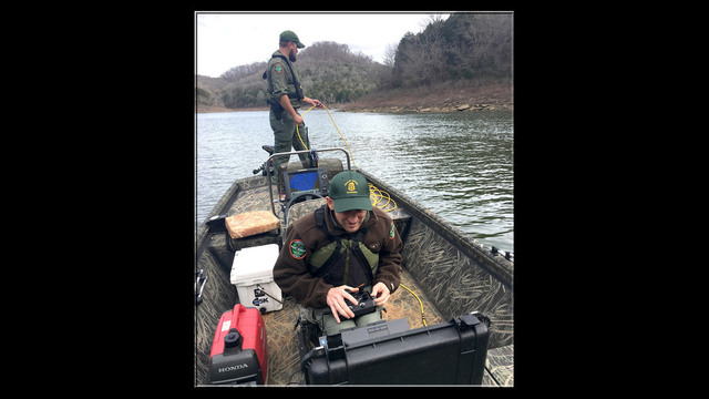 Underwater drone used to recover angler's body from Center Hill Lake