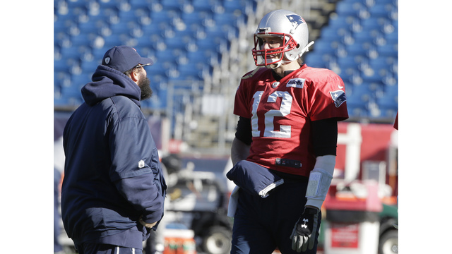 Patriots' Brady only focused on Titans