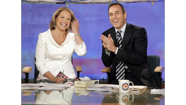 Katie Couric breaks silence on Matt Lauer: 'I had no idea