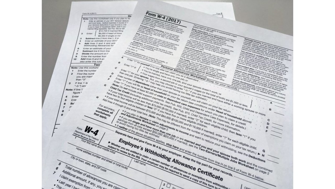 Need a tax extension? Here\'s how to get one