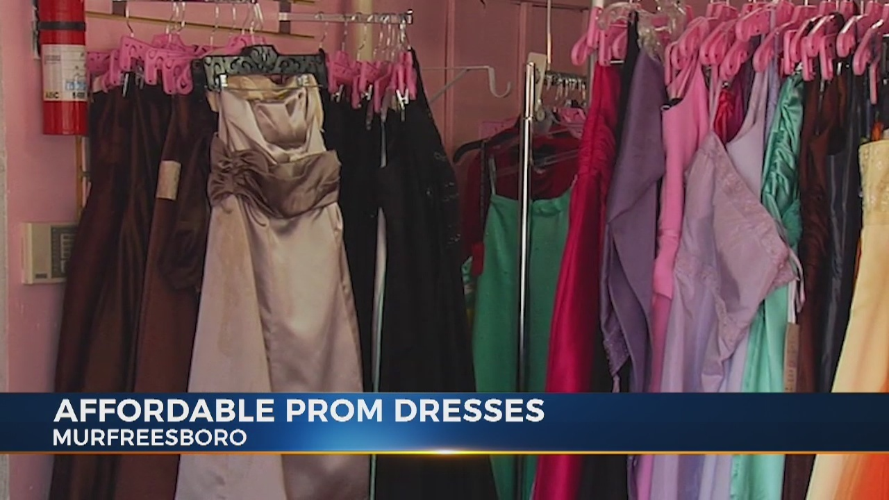 Store Offers Affordable Pageant Prom Gowns For Young Girls