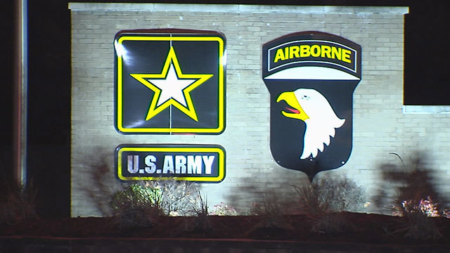 101st soldiers killed in helicopter crash at Fort Campbell
