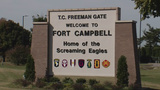 Fort Campbell soldier dies after crashing truck in ravine