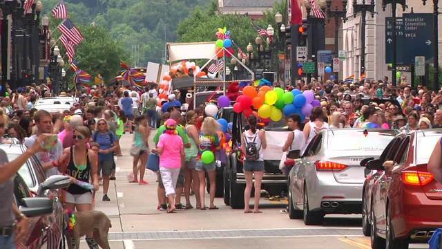 White nationalist group plans to protest Knoxville Pridefest