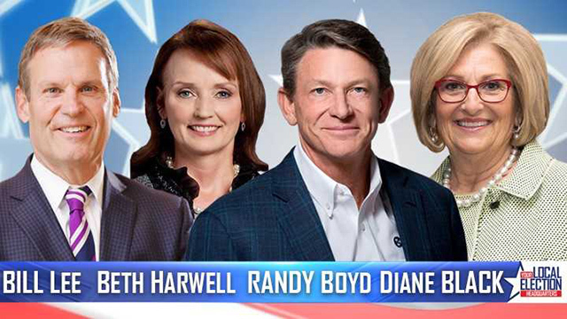 Four top GOP candidates for governor to take part in 2nd live debate