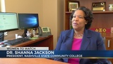 Dr. Shanna Jackson forging new path at Nashville State Community College