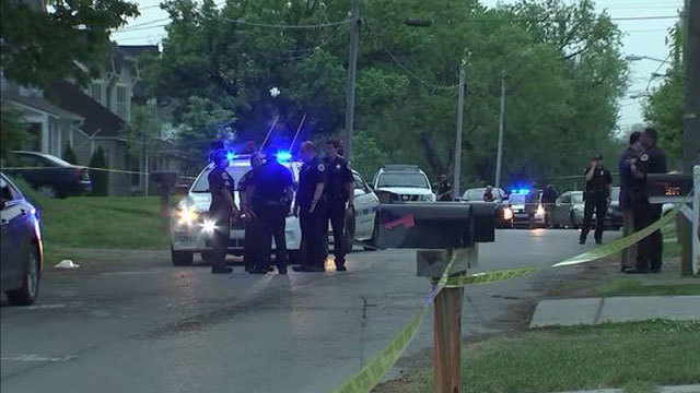 Residents frustrated by crime in East Nashville neighborhood