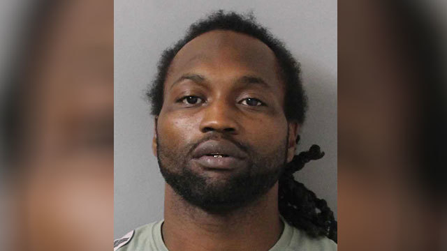 Convicted felon wanted after man shot outside Jefferson Street business