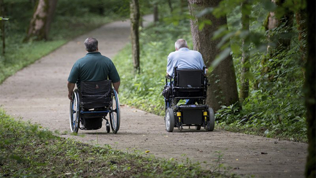 From trails to exhibits, parks aim to increase accessibility