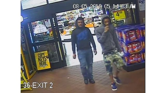 Metro police looking to identify robbery suspects