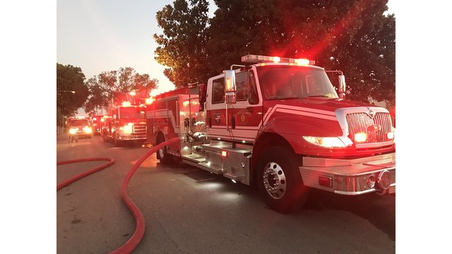 Crews investigating house fire in South Nashville