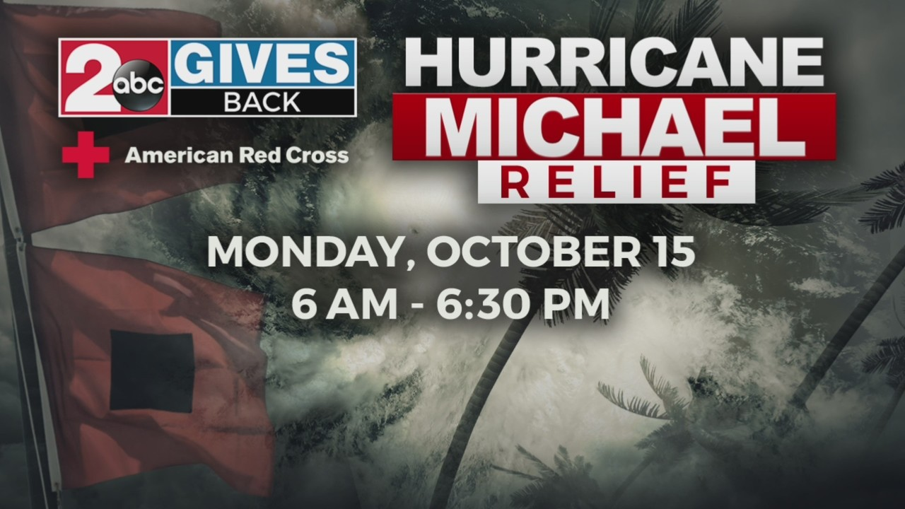 2 Gives Back: Hurricane Michael Relief with the American Red Cross