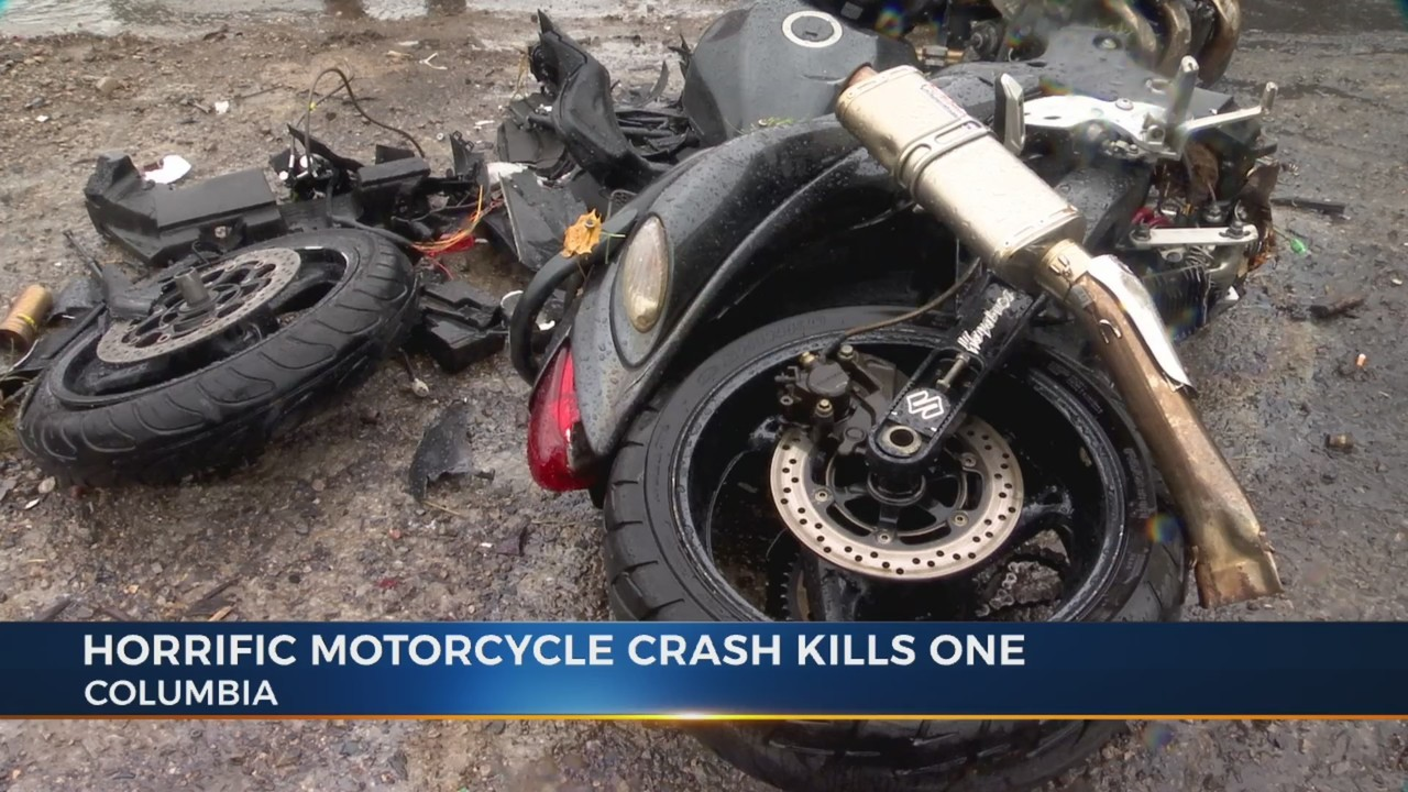 6574b638b Violent Columbia motorcycle crash kills man