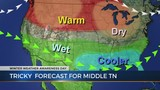 Middle Tennessee's winter forecast depends on El Niño
